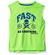 Reebok boys Fast Active Muscle Tank