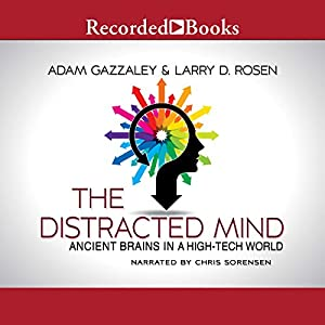 The Distracted Mind Audiobook