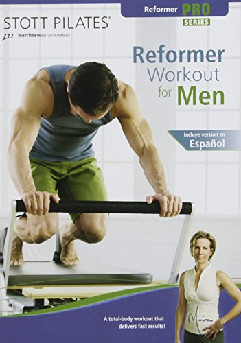 STOTT PILATES Reformer Workout for Men (English/Spanish)