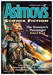 """""""The Eight-Thousanders"""" by Jason Sanford (Asimov's, 9-10/2020; reprinted in Apex Magazine, 3/11/21, free)"""