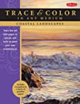 Coastal Landscapes: Trace line art on...