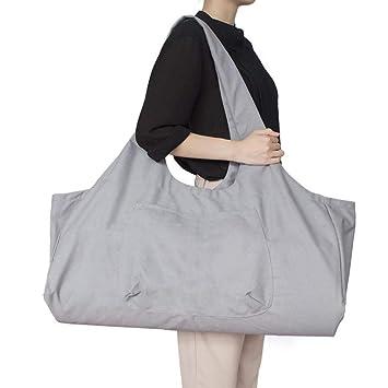 Zipvb Bolsas de Deporte Yoga Mat Bag Bolsas de Gimnasia para ...