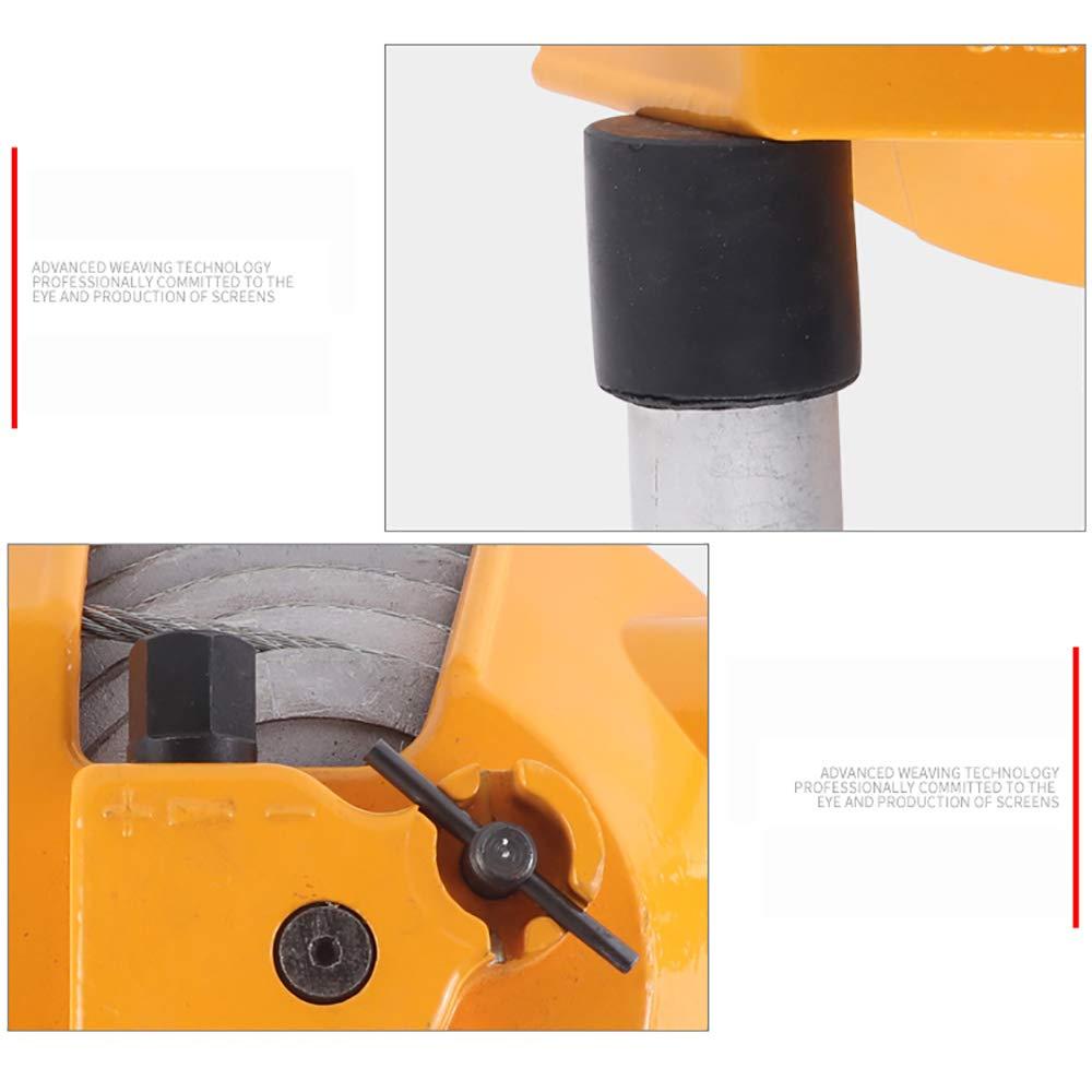 Schraubendreher Aufh/ängevorrichtung Pneumatisches Kombinations-Umreifungsger/ät Balancing Lifting Jack Isunking Federzug 1-3KG