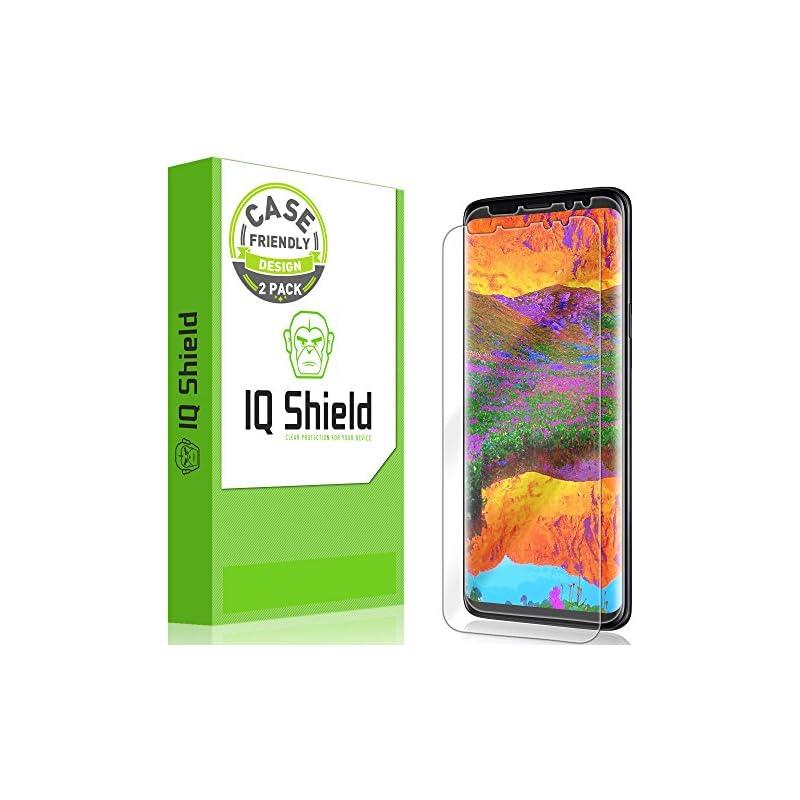 IQ Shield LiquidSkin Case Friendly Scree