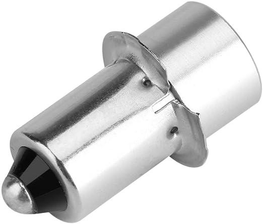 P13.5S 4-12v LED Flashlight Light UV Bulbs Replacement Torches Bulb uv lighting