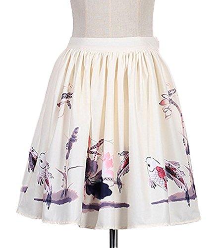 plaidplain-womens-shanghai-tang-lotus-carp-collar-chinese-style-evening-dress-skirts-xs