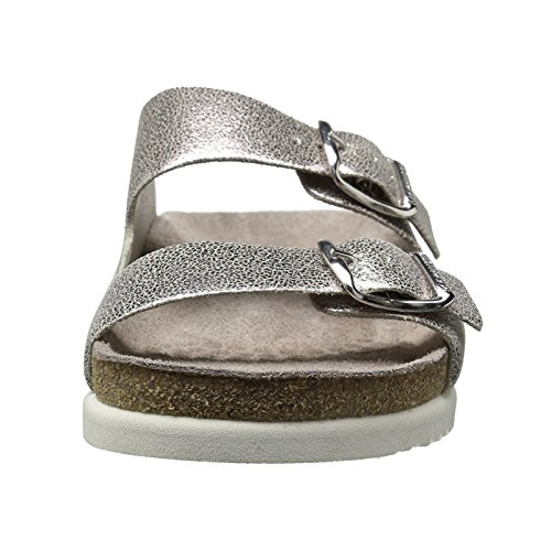Mephisto Womens Harmony Leather Sandals divers