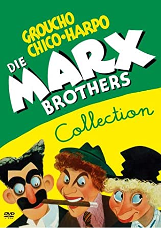 Die Marx Brothers Collection [Alemania] [DVD]: Amazon.es: Groucho ...