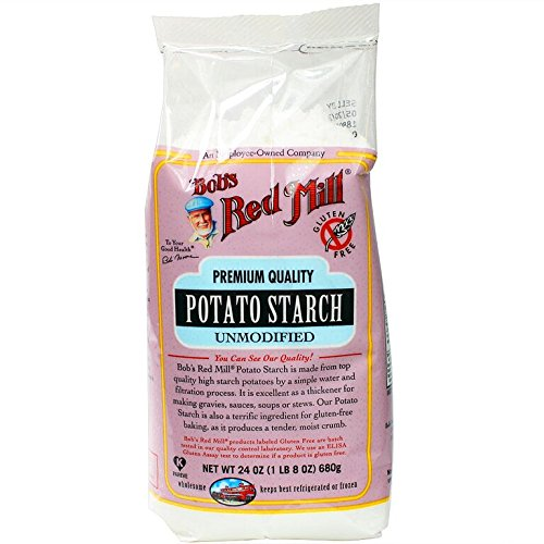 Red Potato (Bob's Red Mill Potato Starch, 24-ounce (Pack of 4))