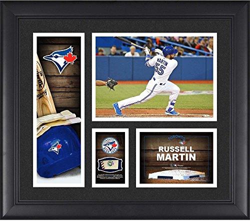 Russell Martin Toronto Blue Jays Framed 15