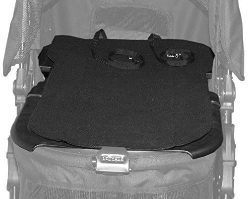 Pet Gear No-Zip NV Pet Stroller for Cats/Dogs, Zipperless Entry, Easy One-Hand Fold, Air Tires, Plush Pad + Weather Cover Included, Optional Divider (Stroller not Included) Review