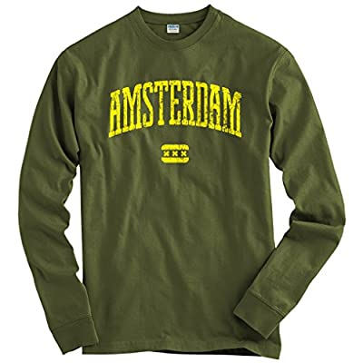Smash Transit Men's Amsterdam Long Sleeve T-Shirt