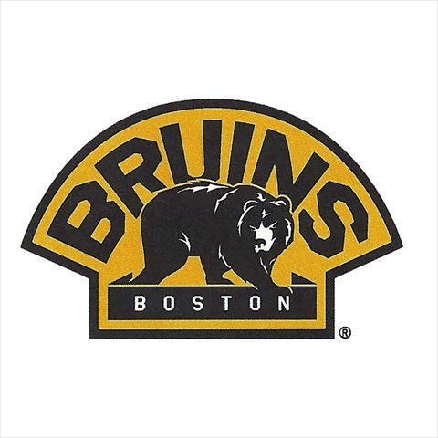 National Emblem NHL Boston Bruins Bear Logo Patch ()