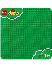 LEGO Duplo 2304 - grote bouwplaat creatief kleuterspeelgoed, groen