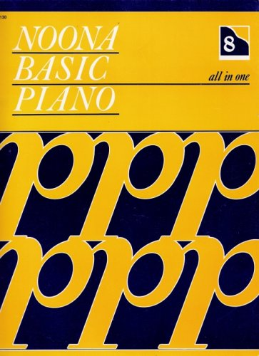 Noona Basic Piano (All In One, Book ()