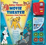 Disney Animal Friends Movie Theater Storybook and Projector, Sarah E. Heller, 0794401228