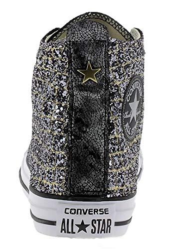 Edition Grigie 39 162898c 5 Limited Sportive Scarpe Eu Glitterate Zq6cngRa7W