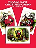 Thomas Nast Christmas Postcards in Full Color: 24 Ready-to-Mail Postcards