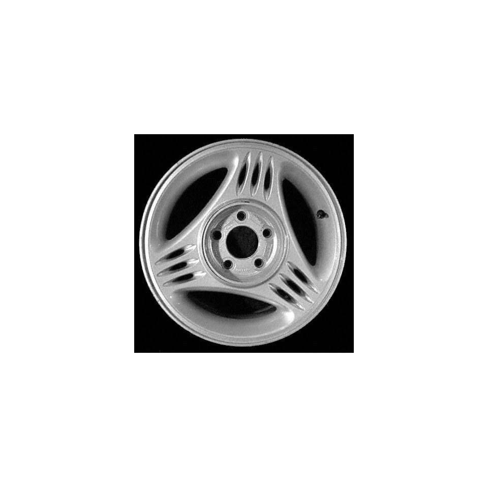94 95 FORD MUSTANG ALLOY WHEEL RIM 15 INCH, Diameter 15, Width 7 (3 SLOT), 24mm offset, CHROME, 1 Piece Only, Remanufactured (1994 94 1995 95) ALY03087U85