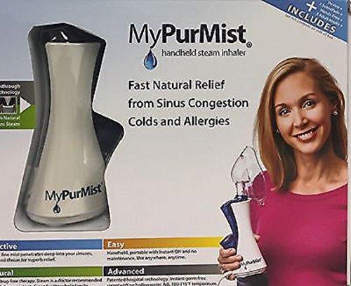 MyPurMist Handheld Steam Inhaler