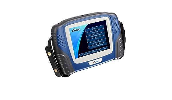 Xtool PS2 GDS gasolina versión 100% original coche herramienta de diagnóstico PS2 GDS como lanzamiento X431 GDS con pantalla táctil actualización: ...