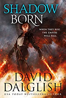 Shadowborn (Seraphim Book 3) by [Dalglish, David]