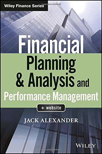 Financial Planning   Analysis And Performance Management  Wiley Finance