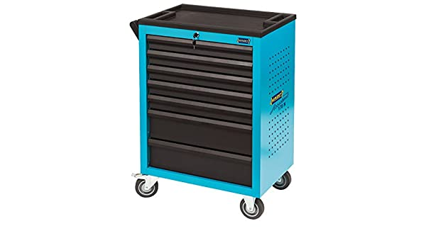 6775aa40f52a70 Hazet 178N-7/147 Tool trolley Assistent 178 N-7 with 147 expert tools - -  Amazon.com