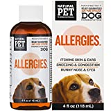 Tomlyn Natural Pet Dog Allergies Homeopathic Supplement Water Additive - 4-oz bottle