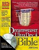 Dreamweaver UltraDev 4 Bible, Joseph W. Lowery, 0764534874