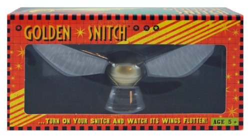 Harry Potter Quidditch Golden Snitch Toy