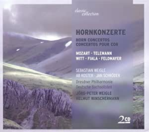 Mozart W.a.: Horn Concertos -