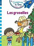 """Afficher """"J'apprends à lire avec Sami et Julie Les groseilles"""""""