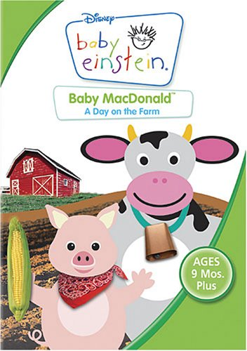 Baby Einstein - Baby MacDonald - A Day on the Farm by Buena Vista Home Video