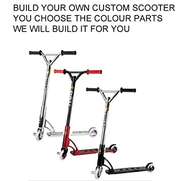 Build Your Own Hps Pro Custom Stunt Scooter Complete Top Of The