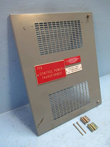 (Allen Bradley 2100 Centerline 18 Inch Motor Control Center Blank Door w/ vents)