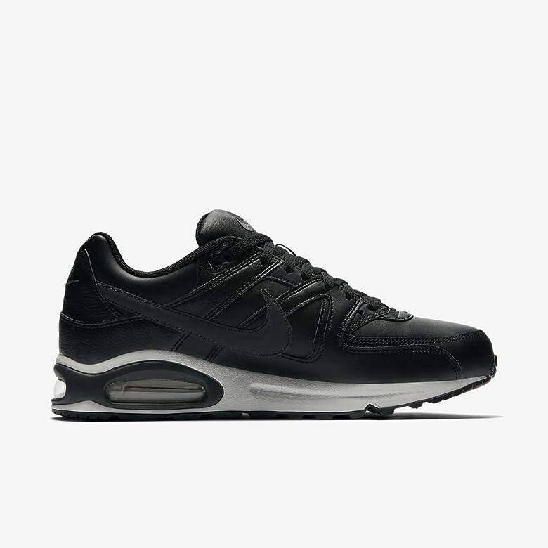 Mua Nike Herren Air Max Command Leather Turnschuhe, Schwarz
