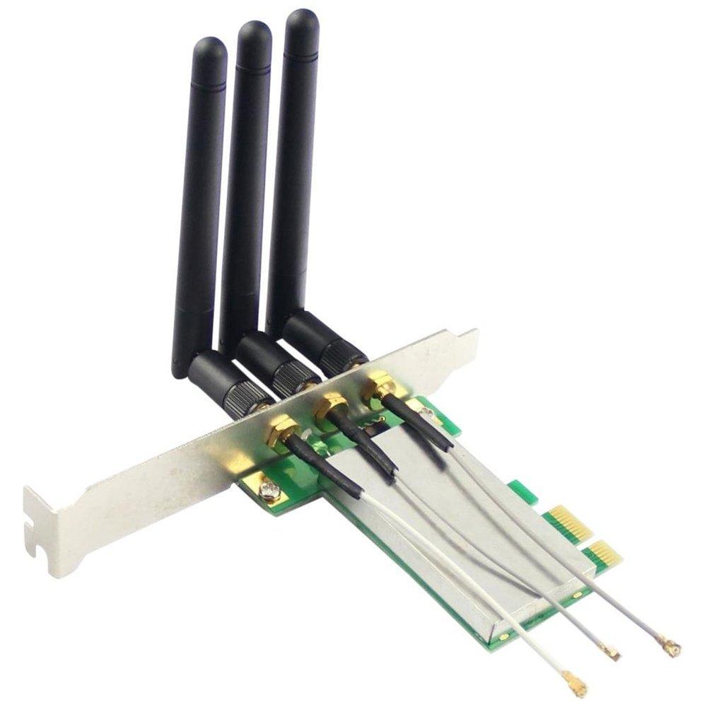 2,5 Zoll 6,4 cm adaptare 46216 Adapter-Platine SATA-Festplatte Adapter IDE-Controller 44-polig m/ännlich
