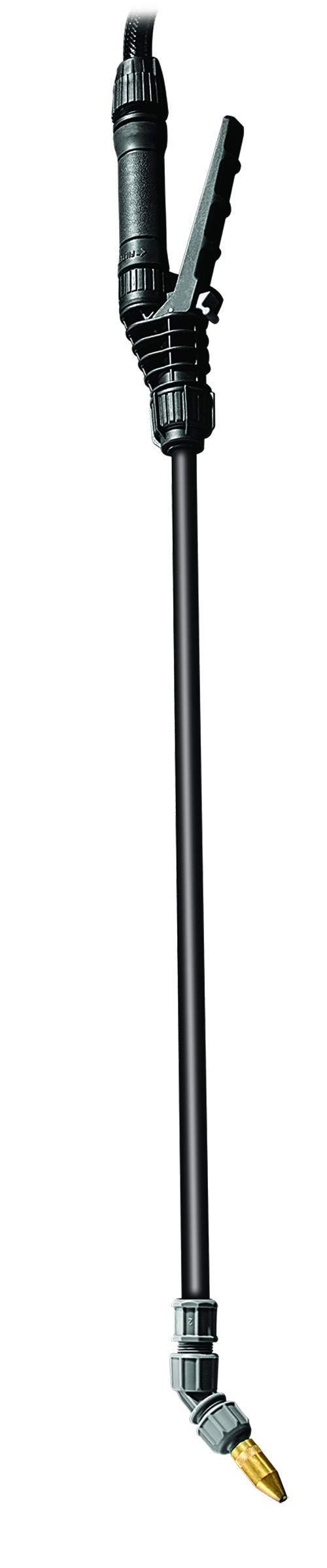 10-40 psi Black Stainless Steel 1.00-2.00 GPM TeeJet TF-VS10 Turbo Floodjet Spray Tip