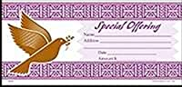 Offering Envelope-Special Offering African America