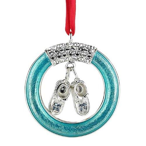 Lenox Baby Jewels Boy Ring Ornament