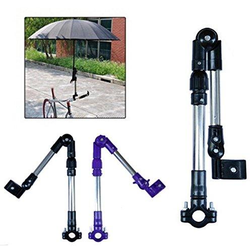 Bike Bicycle Wheelchair Stroller Connector Umbrella Holder Mount Stand Buckdirect Worldwide Ltd.
