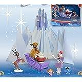 Rudolph Misfit Island PVC Figurine Scenic Display Set
