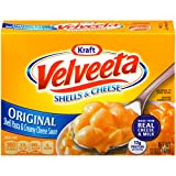 Velveeta Shells & Cheese Dinner, 12-Ounce Boxes (Pack of 6)