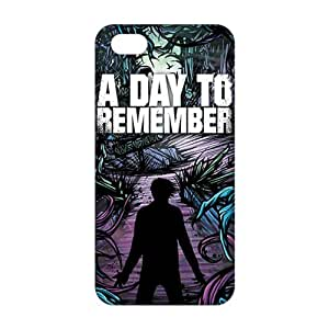 Angl 3D Case Cover A Day To Remember Phone Case for iphone 4s