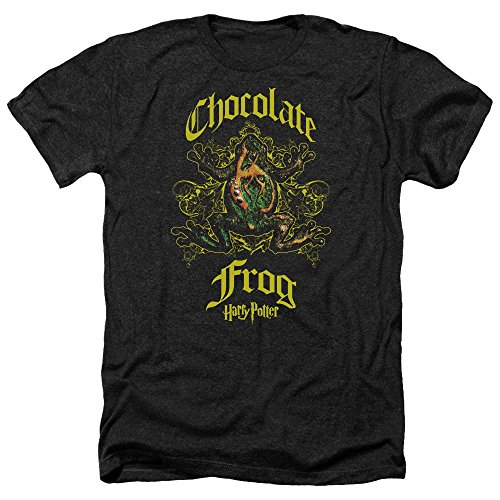 Harry Potter- Chocolate Frog Crest T-Shirt Size XXL