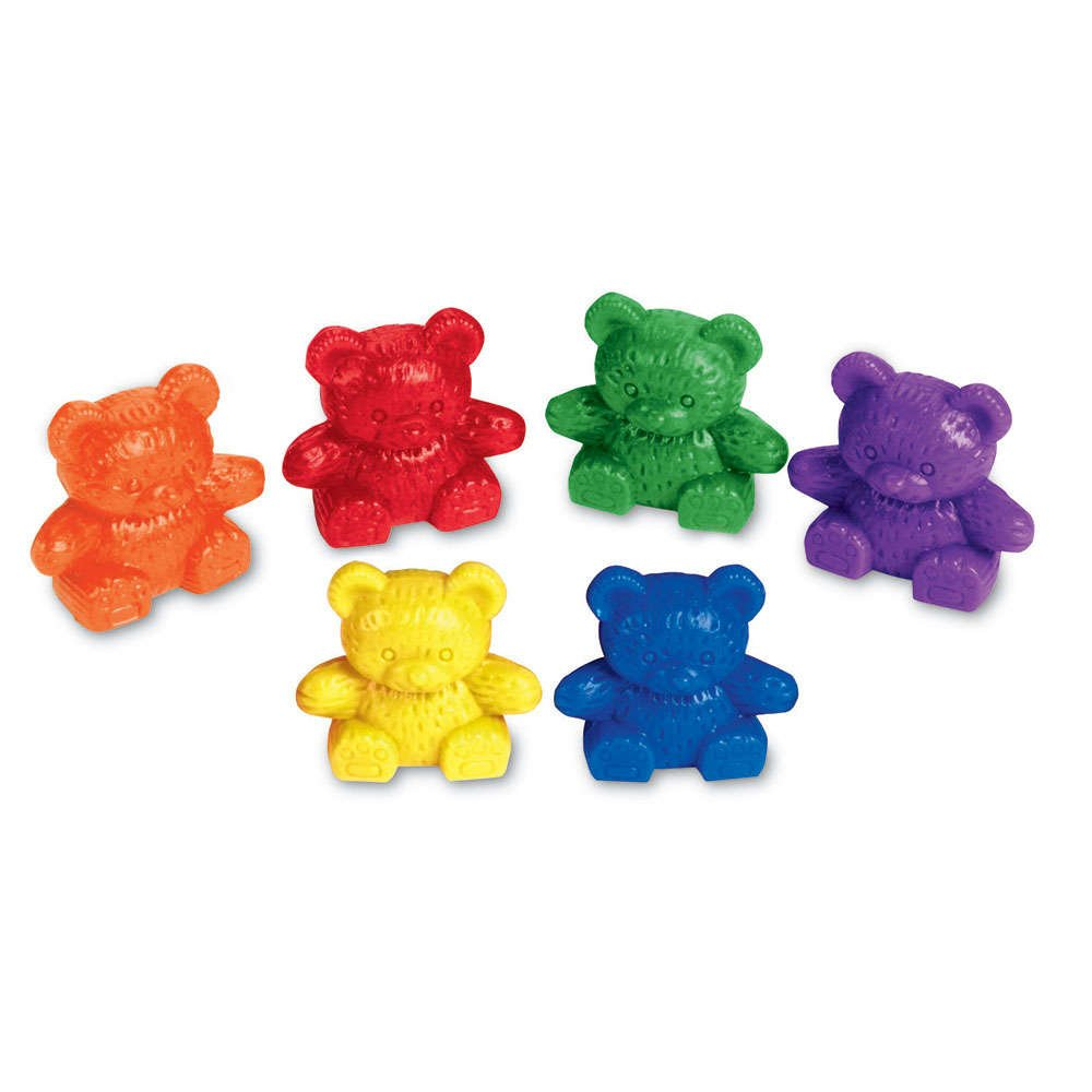 Counting Bears For Math - MINDful KITS