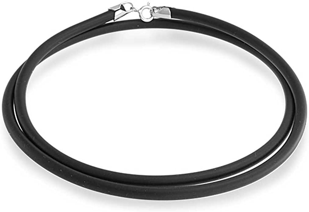 """NEW. A BLACK RUBBER CORD BUTTERFLY  THEMED 13-14/"""" CHOKER NECKLACE"""