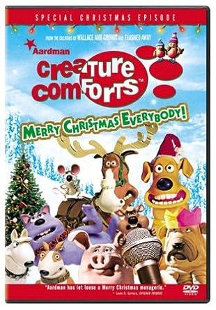 creature comforts merry christmas everybody