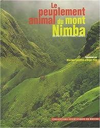 Le Peuplement Animal Du Mont Nimba: Guinee, Cote D'ivoire, Liberia